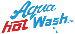 Aqua Hot Wash Ltd. Pressure Washing and Sweeping Services in the Okanagan